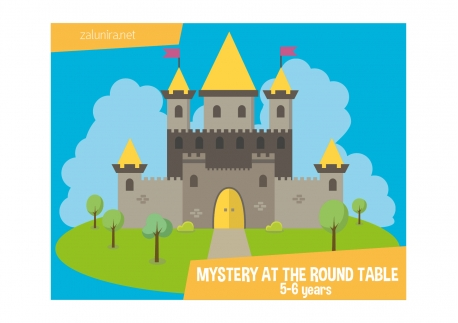Mystery at the Round Table - 5-6 years