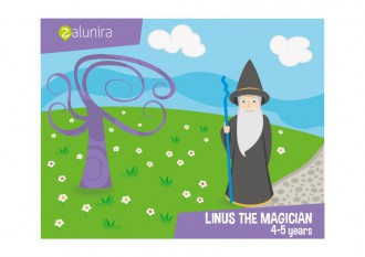Linus the Magician - 4-5 years
